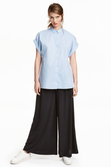 Culottes - Black - Ladies | H&M GB