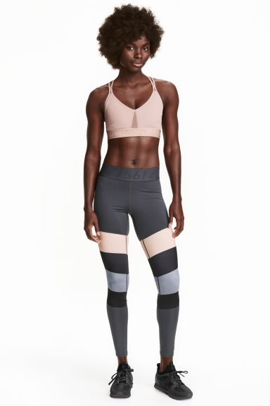 Sports tights - Black - Ladies | H&M GB