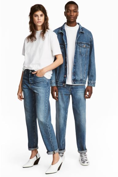 Uni Jean 3 - Denim blue - Ladies | H&M GB