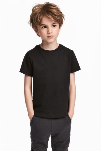 3-pack T-shirts - Red/black - Kids | H&M US