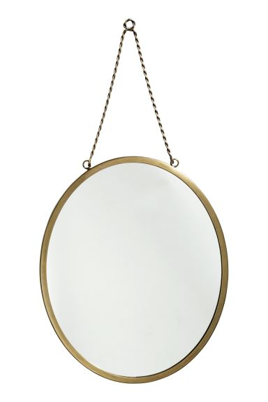 Mirror - Gold - Home All | H&M GB