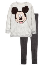 Grey/Mickey Mouse