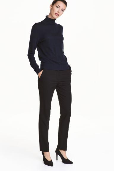 pantalon femme tailleur