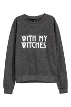 Dark grey/Witch