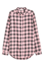 Light pink/Checked