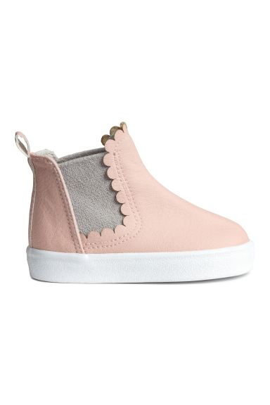Chelsea boots - Powder pink - Kids | H&M IE