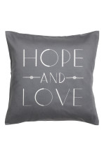Grey/Hope and Love