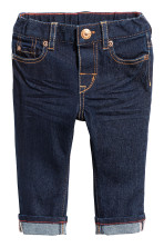 Blu denim scuro