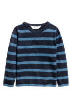 Dark blue/Blue striped