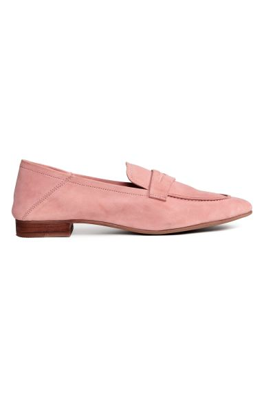 Loafers - Powder pink - Ladies | H&M CA