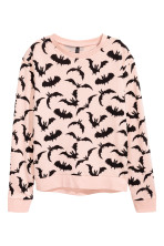 Powder pink/Bat