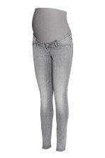 Gray denim