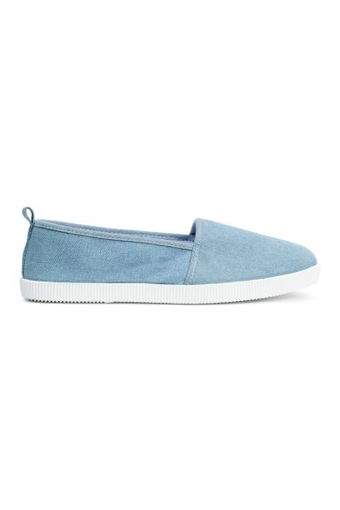 Espadrilles - Light denim blue - Ladies | H&M GB