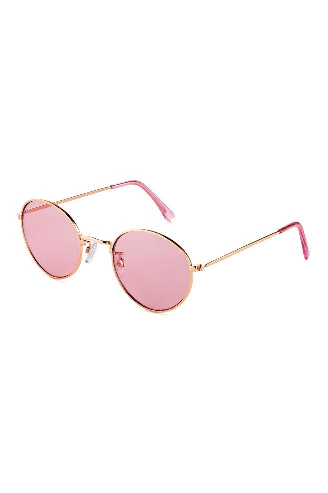 Solglasögon - Guld/Rosa - DAM | H&M SE 1