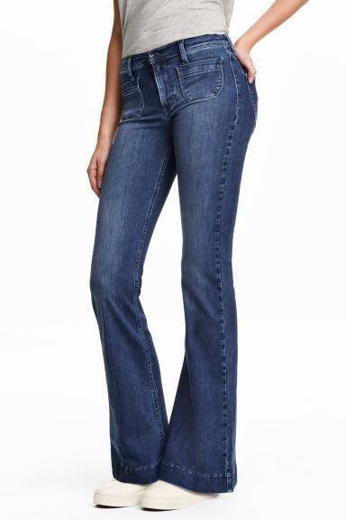 scegli l'ultima il più votato reale piuttosto bella Shaping Flare Regular Jeans
