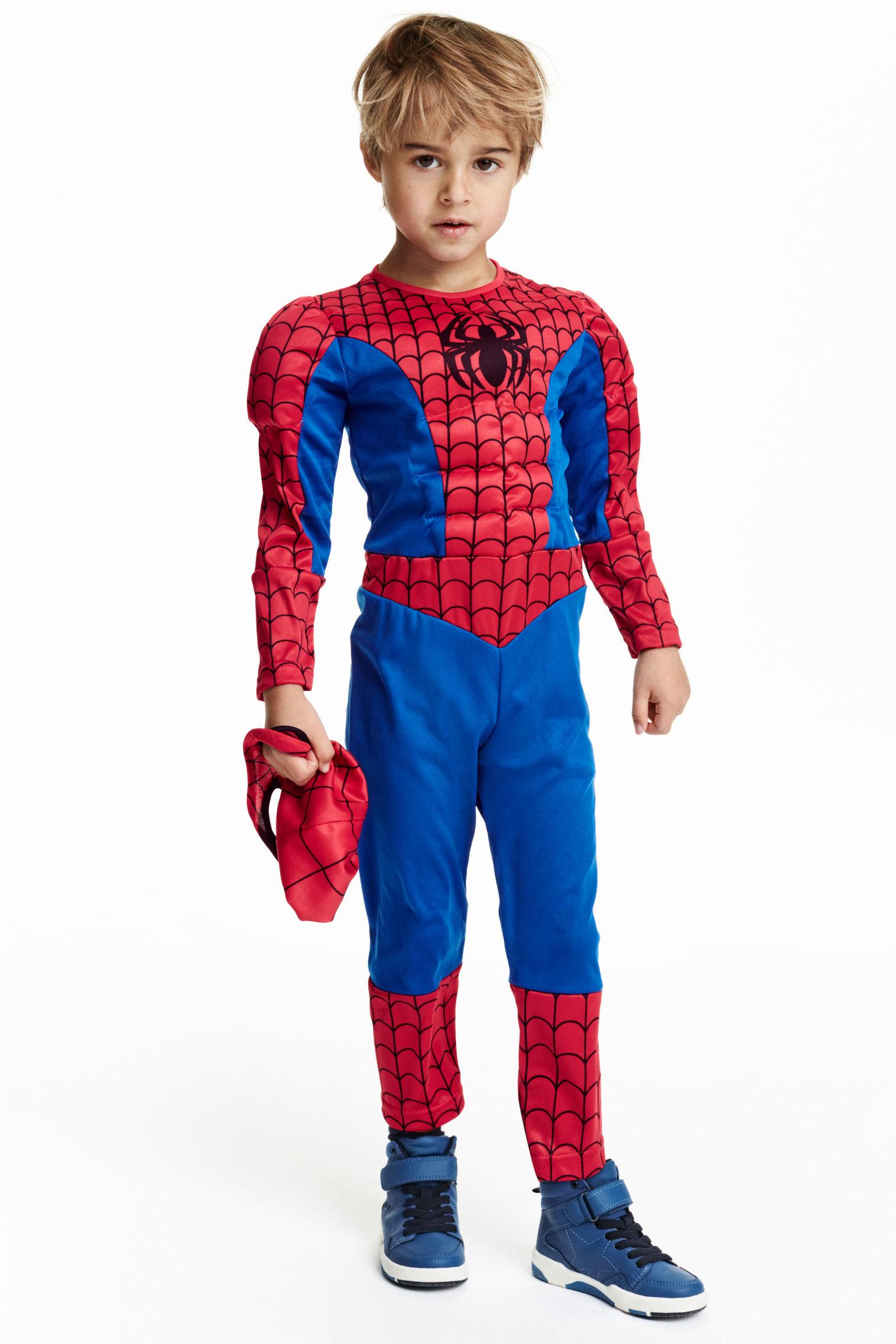 5c5d8ed910 Disfraz de superhéroe - Rojo/Iron Man - NIÑOS | H&M ES