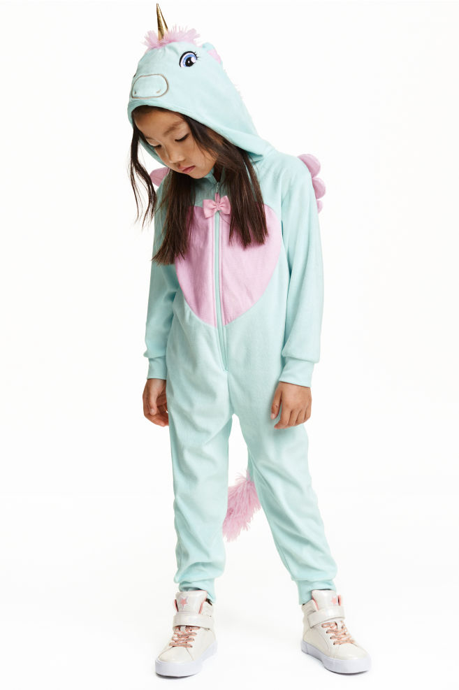 Unicorn costume - Mint green - Kids  526225b9a171a