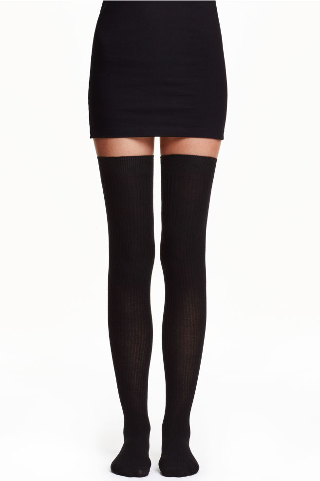 Image result for h&m knee high socks