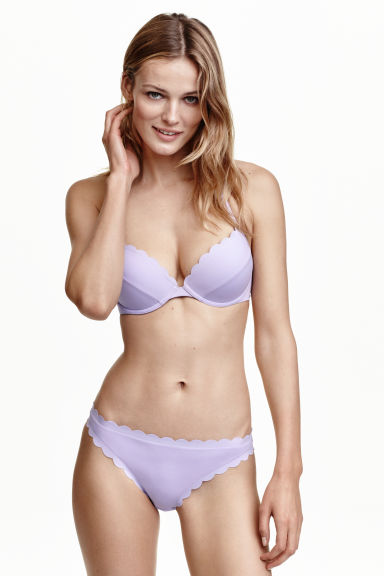 Bikini bottoms - Lilac - Ladies | H&M