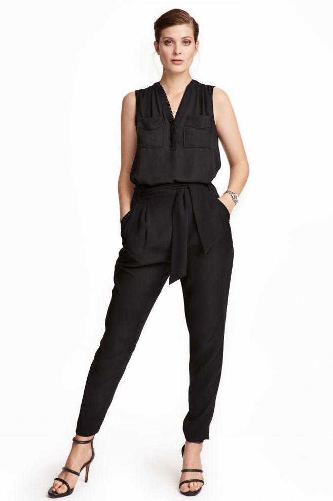 f95a905853 Pantaloni con pinces