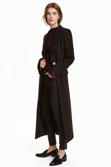 outlet store 0a535 11b4d Cappotto lungo