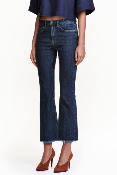 Kick Flare High Jeans - Azul denim -  | H&M ES