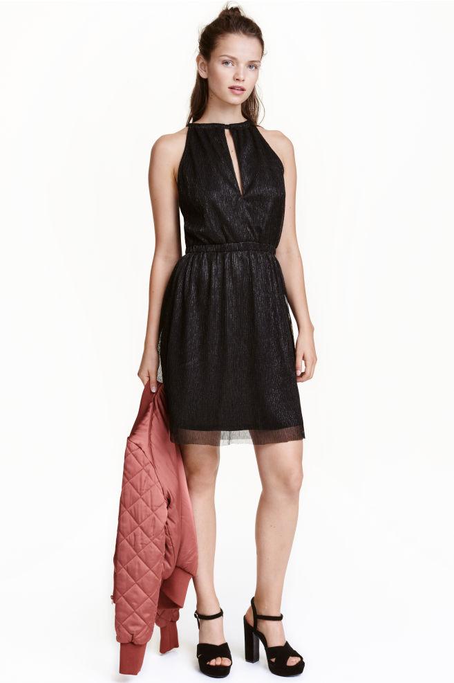 e541ef161 Trblietavé šaty - čierna - | H&M ...
