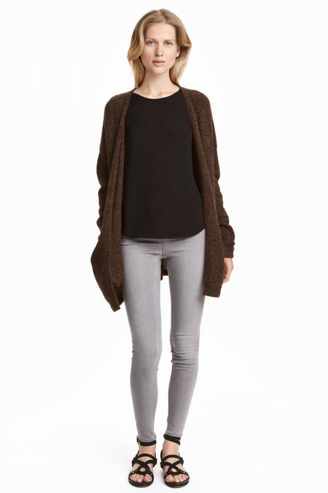 452c0332415703 Superstretch treggings - Grey - Ladies | H&M ...