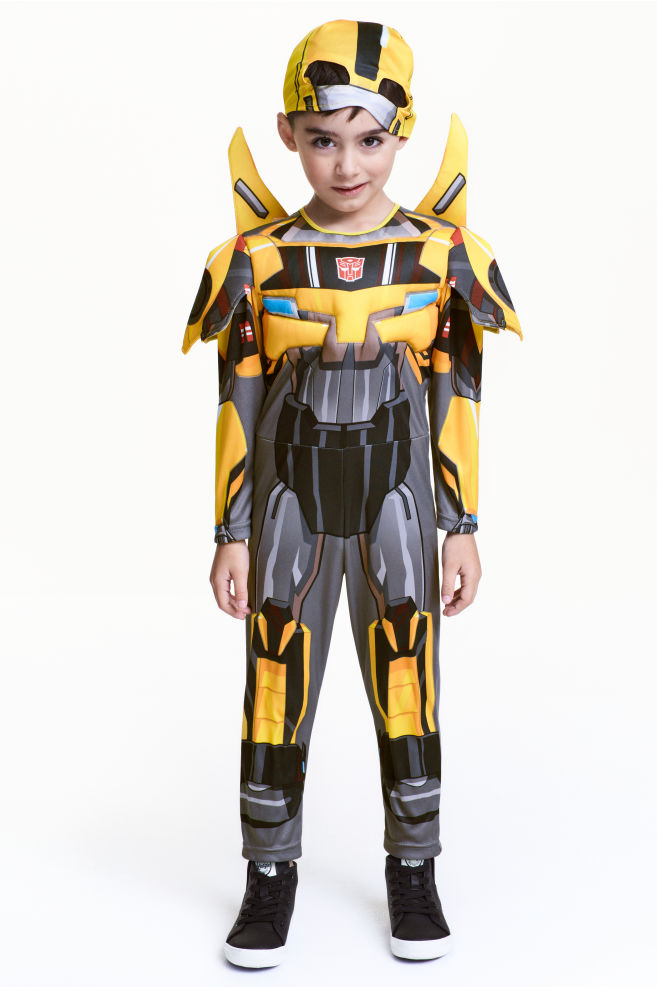 Fancy dress costume - Dark grey Transformers - Kids  8f8d52c8acef5
