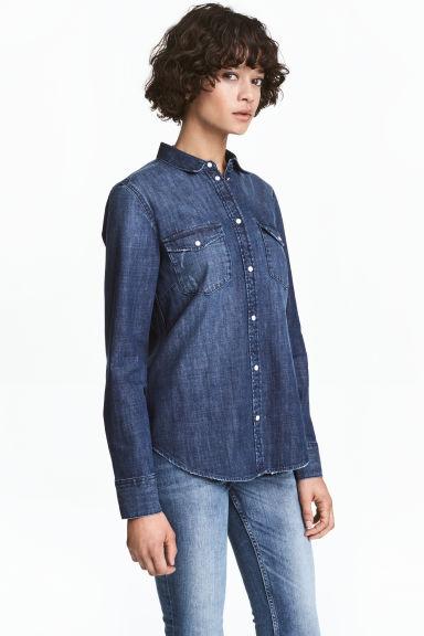 big sale c8a2f 7c816 Camicia di jeans