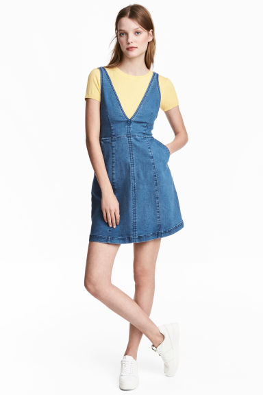 Denim dress - Denim blue -  | H&M
