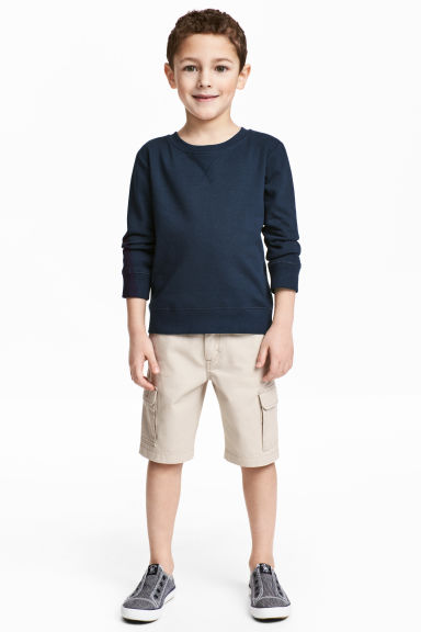 Cargo shorts - Light mole - Kids | H&M