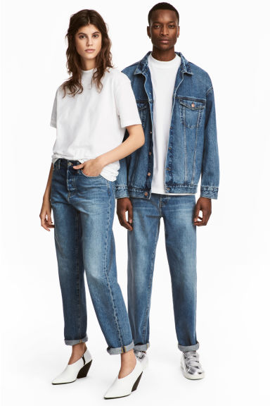 Uni Jean 3 - Denim blue - Ladies | H&M