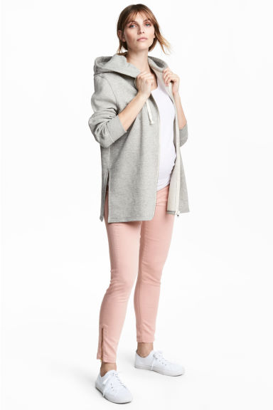 MAMA Ankle-length treggings - Powder pink - Ladies | H&M