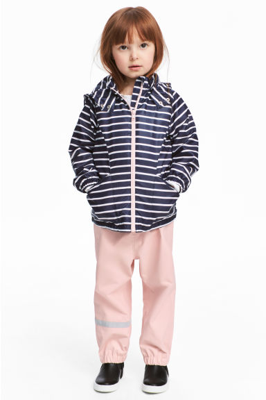Salopettes - Light pink - Kids | H&M CN