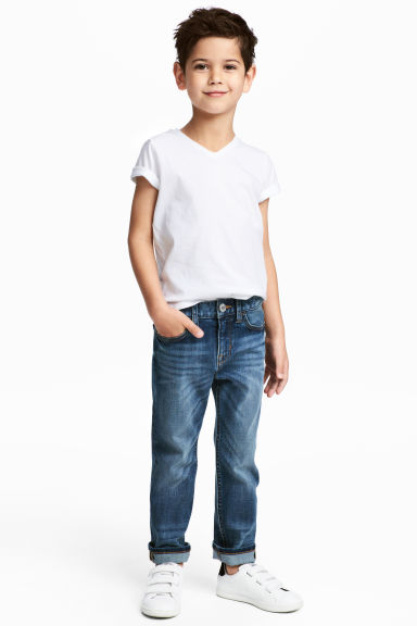 Slim Fit Jeans - Denim blue - Kids | H&M GB