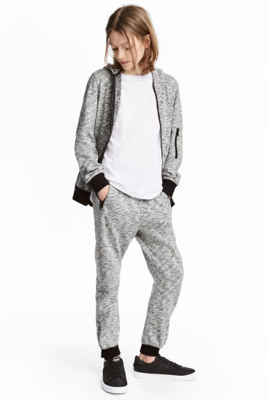 Joggers - Graumeliert -  | H&M CH
