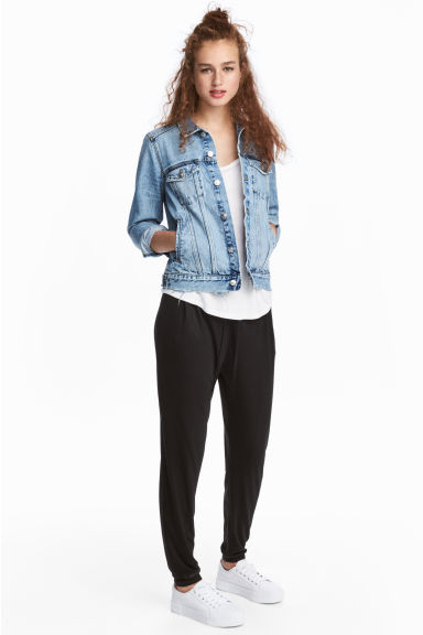 Joggers - Black - Ladies | H&M CN