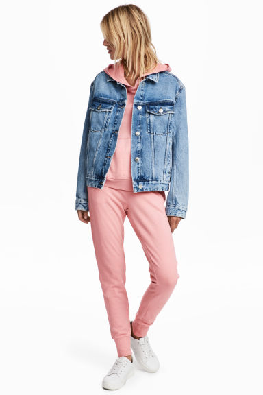Joggers - Light pink - Ladies | H&M CN
