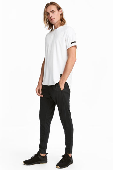 Sports trousers - Black -  | H&M