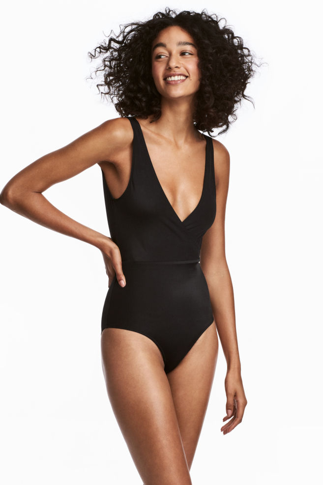 c60846008815b Shaping swimsuit - Black - Ladies | H&M 1