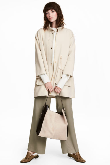 Jacket - Beige -  | H&M GB