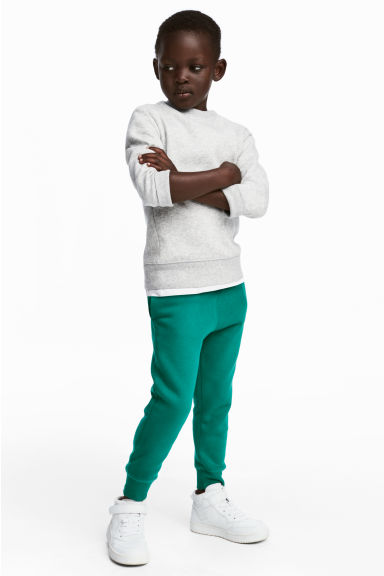 Joggers - Green - Kids | H&M