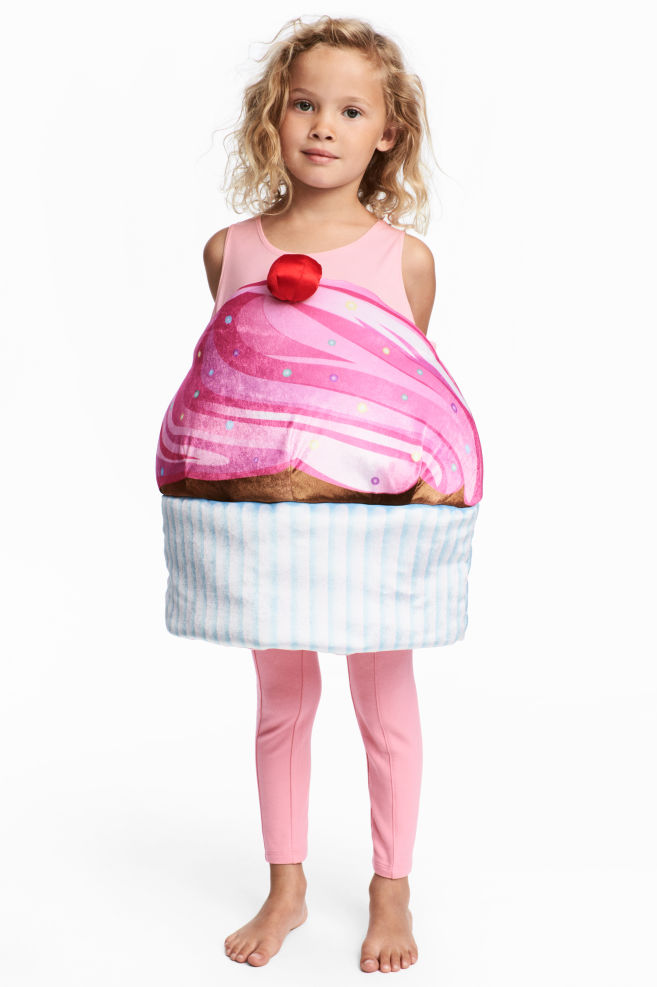 24b25c6535b3 Costume da muffin - Rosa - BAMBINO | H&M ...