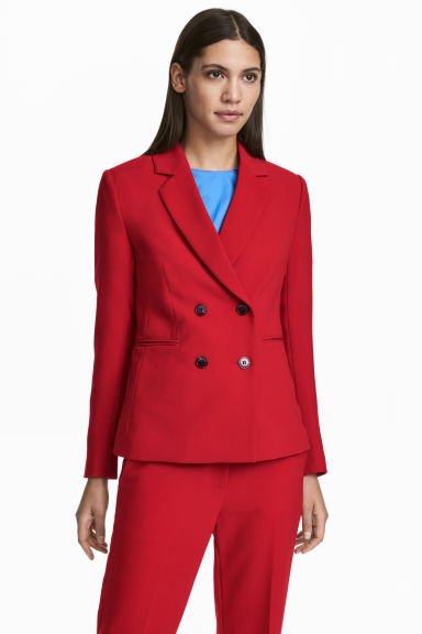 Jacket - Red -  | H&M GB