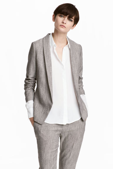 Jacket - Grey - Ladies | H&M