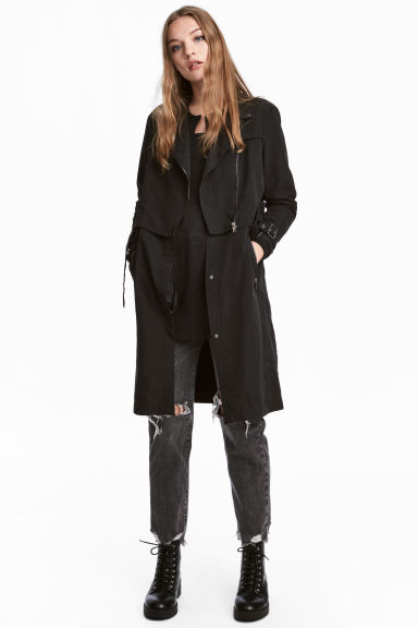 Trench - Nero -  | H&M IT