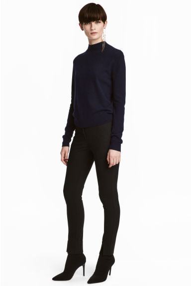 Tailored trousers - Black - Ladies | H&M