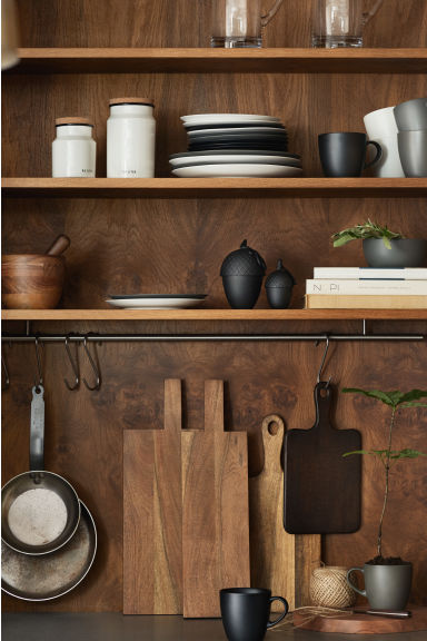 Mortier en bois - Naturel - Home All | H&M FR