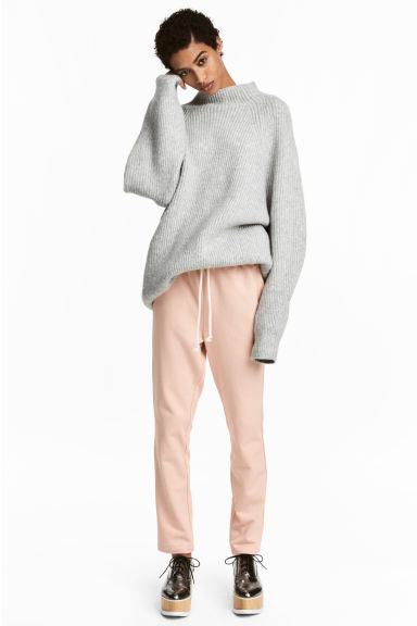 Joggers - Powder pink -  | H&M IE